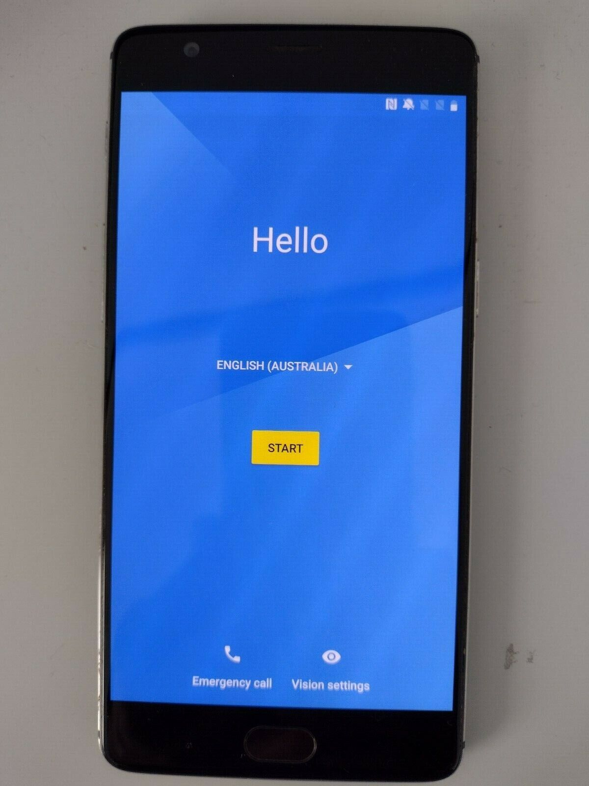 Android Phone - Cheap Good Android Phone OnePlus 3 - 64GB - Graphite Smartphone - Good Condition