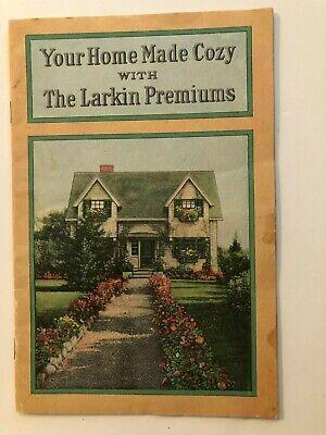 1920's Larkin Premiums Catalog