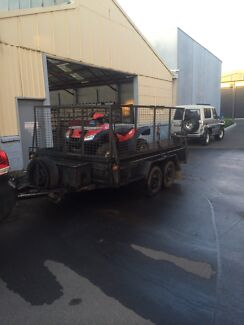 10x6 tandem trailer Beaumaris Bayside Area Preview