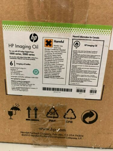 indigo press imaging oil