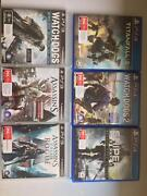 Ps3 and Ps4 Games Macquarie Links Campbelltown Area Preview