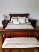 Bedroom suite, elagant,classic,french style, 4 pc solid hardwood Attwood Hume Area Preview