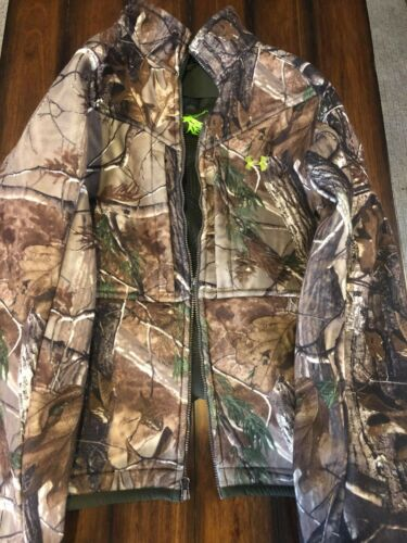 Under Armour Hunting Coat & Pants