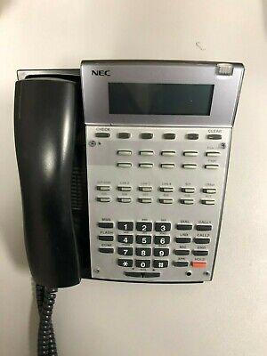 4x Nec Aspire 22 Button 0890043 Digital Display Speakerphone Ip1na-12txh A