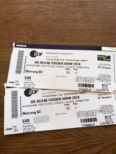 Helene Fischer Show 2018 Tickets