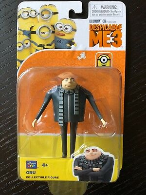 Gru from Despicable Me Minions - Minion From Despicable Me