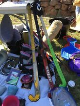Garage sale sporting goods Deakin South Canberra Preview