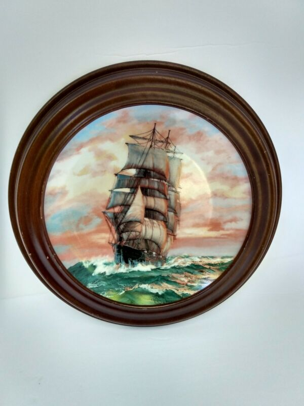 #2The Blue Jacket at Sunset,The Golden Age of the Clipper Ships,Vickery