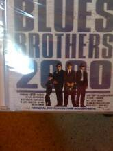 BNEW THE BLUES BROTHERS 2000 CD-ORIGINAL SOUNDTRACK Kotara Newcastle Area Preview