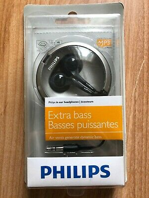 Philips In-Ear Headphones Extra Bass SHE2650 ...-