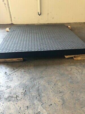 Floor Scale Ramp 48 X 48 X 4