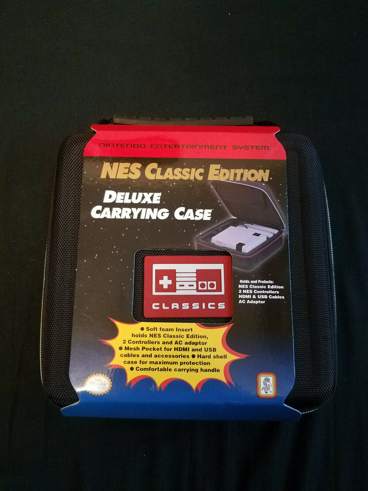 Nintendo Entertainment System NES Classic Edition Deluxe Car