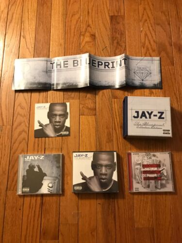 Jay-z the blueprint collectors edition