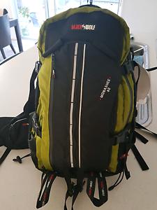 Monashee 40 Backpack Travel Bag Hiking Bag Mernda Whittlesea Area Preview