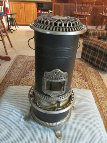 Antique Barler #2 Ideal Heater