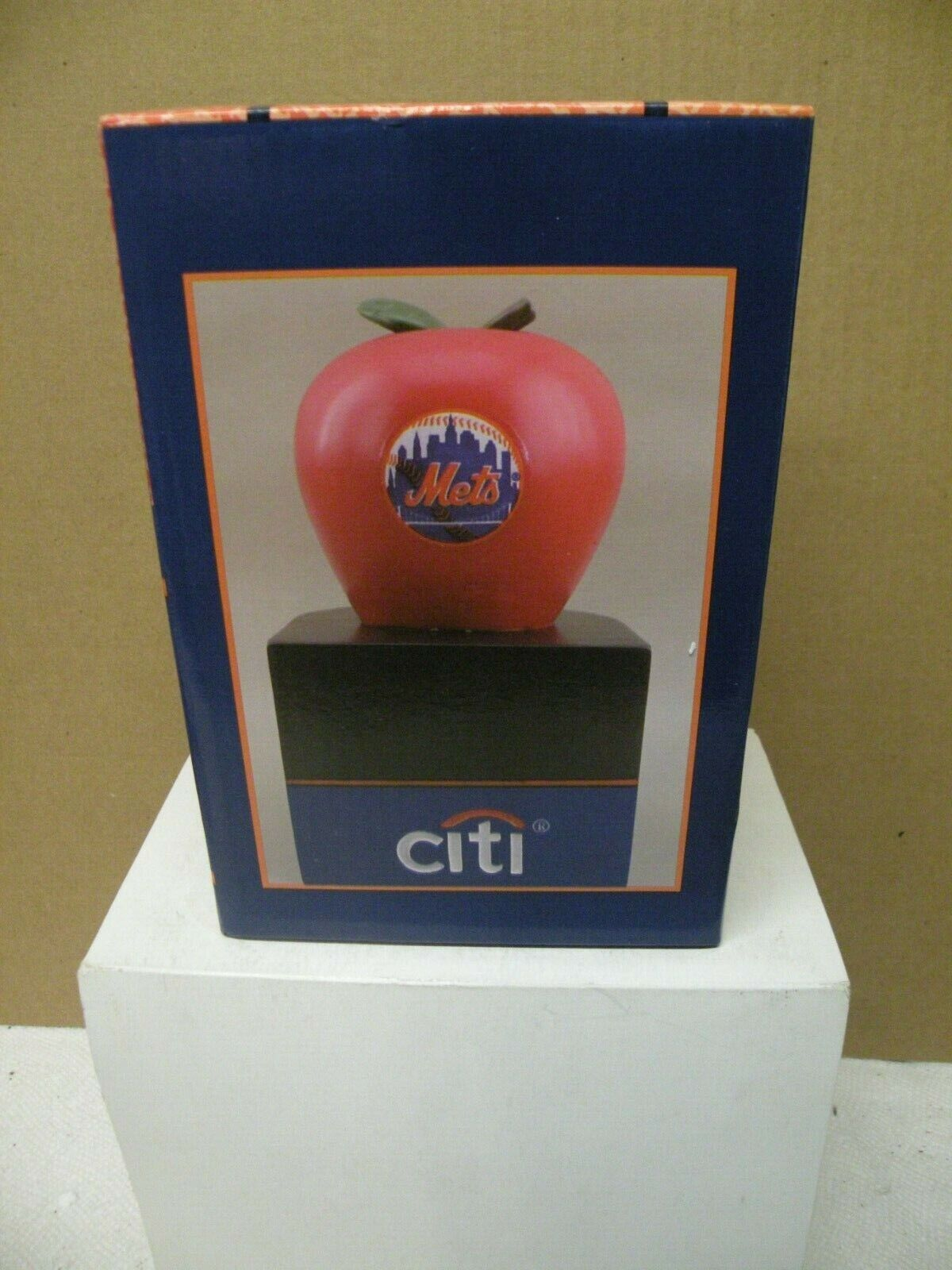 NEW YORK METS CITI HOME RUN APPLE BANK - $21.00