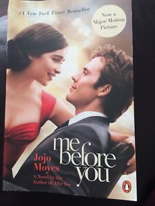 Me Before You - Author Jojo Moyes