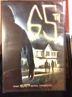 65th (DVD) Some Secrets Reveal Themselves - Sealed - Thriller