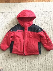 Columbia Reversible Jacket - Size 4.