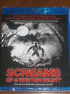 SCREAMS OF A WINTER NIGHT (1979) (Blu-Ray) CODE RED - BRAND NEW!!!