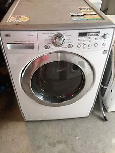 LG Washer Dryer combo 10kg/6kg Kellyville Ridge Blacktown Area Preview