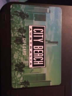 Gift card unused gumtree australia free local classifieds unused city beach gift cardworth 40 negle Choice Image