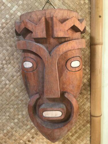 New Kon Tiki Tiki Mask by Smokin
