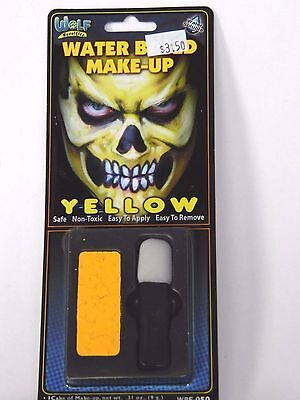 Makeup Based Halloween Costumes (Yellow Water Based Costume Makeup Halloween Party Stage School Events Theater)
