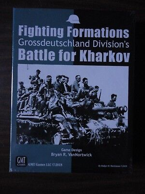 Fighting Formations Grossdeutschland Division's Battle for Kharkov by GMT 2018