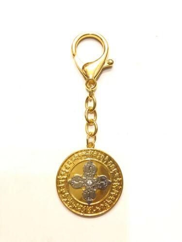 Feng Shui Self-Protection Amulet Medallion
