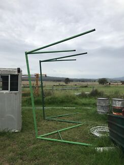 2 x swing set frame only