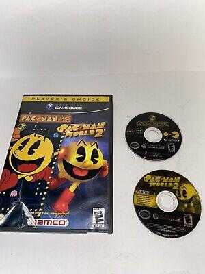 Pac-Man vs./Pac-Man World 2 No Manual (Nintendo GameCube)