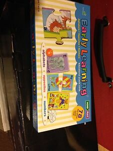 Early Learning Matching Cards
