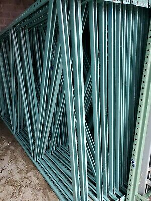 Pallet Rack 16x72 Upright Frame
