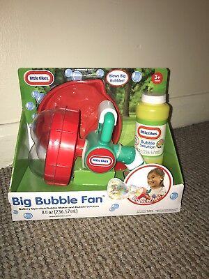 Big Bubble Fan