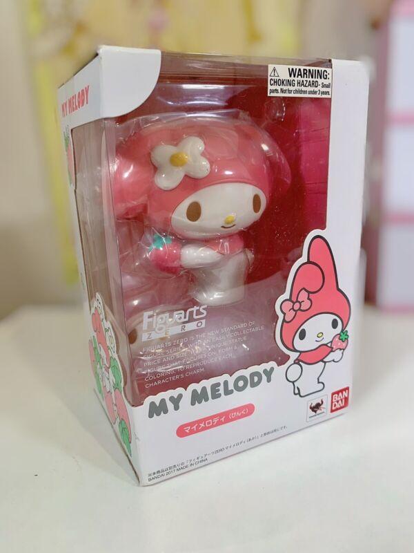 Japan Kawaii Sanrio my melody FIGUARTS ZERO changeable face PVC doll figure nwt