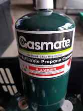 9x Brand New Gasmate 465g propane canisters Salamander Bay Port Stephens Area Preview