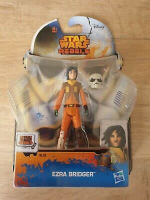 NEW Disney Star Wars Rebels Ezra Bridger Action Figure Hasbro