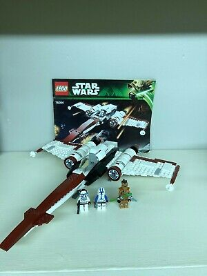 Lego Star Wars 75004 Z-95 Headhunter retired