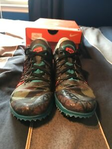 Nike Zoom Victory XC 3 SIZE 10 (Cross Country Spikes)