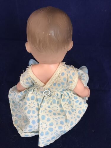 Vintage 7.5 Inch Drink And Wet Baby Doll - $17.99