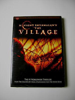 M. Night Shyamalan's Halloween Thriller Movie THE VILLAGE on Widescreen DVD - Halloween Night The Movie