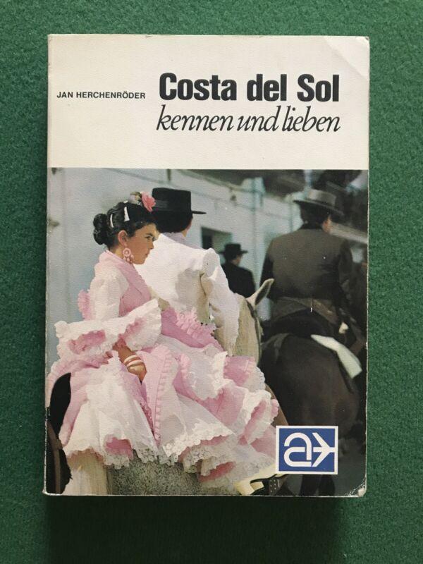 Costa del Sol kennen und lieben, LN Verlag Lübeck, airtours international, Reise