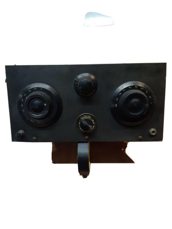 1920 1930 Tube Radio