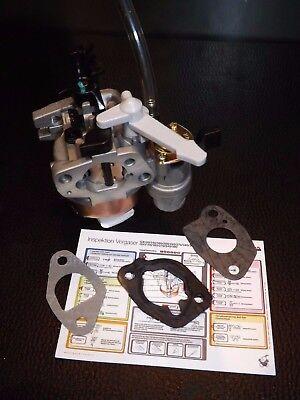 Vergaser kpl. passend für Honda GX120 inkl. Dichtungen und Service Info