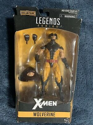 Marvel Legends X-Men Wolverine BAF Juggernaut