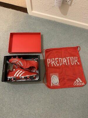 Adidas Predator Mania Red OG FG Size UK 10 BNIB