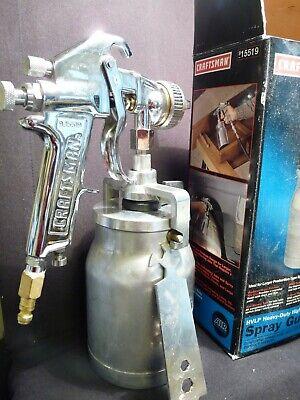 Craftsman Hvlp Paint Spray Gun Used 915519 Original Packaging High Vol