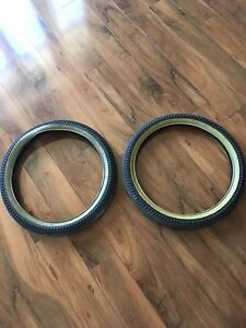 Fit bike co. Bmx tires