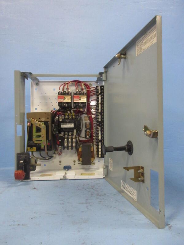 "General Electric GE 8000 Size 1 Starter 7 Amp Breaker Type 18"" MCC Bucket 7A TEC"